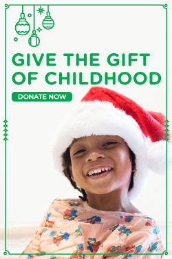 Give the Gift of Childhood