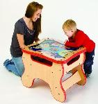 Click here for more information about Activity Table  - Hughes Spalding